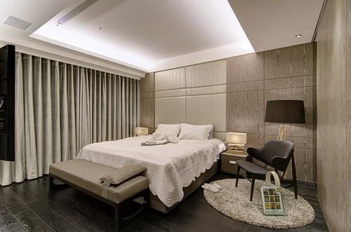 背景墙 房间 家居 起居室 设计 卧室 卧室装修 现代 装修 500_331