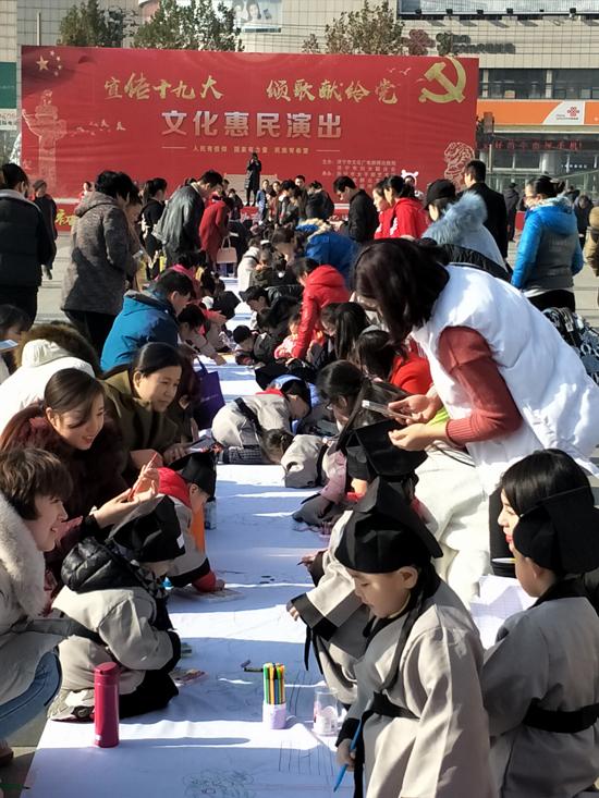 习明国学幼儿园感恩节半日开放活动圆满落幕