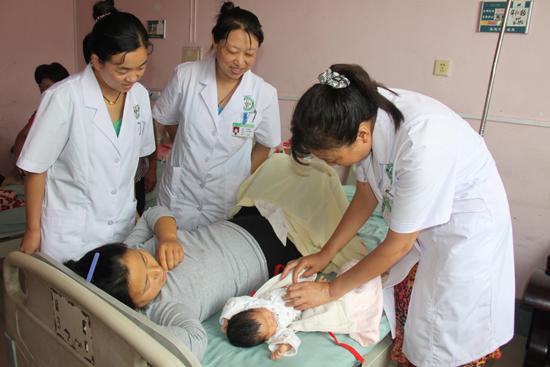 打造专业妇产科——济宁市中医院妇产科