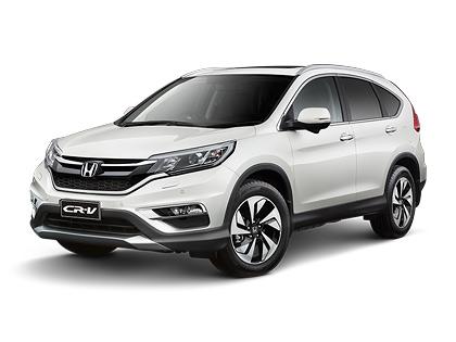 本田cr-v降价促销中 现最高让利1.6万