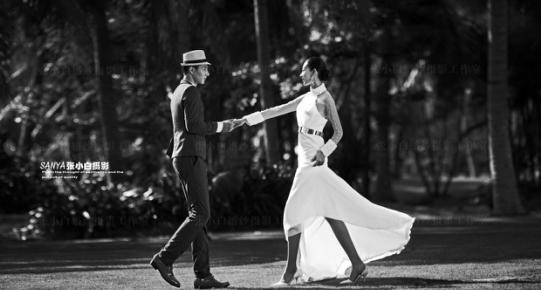 三亚婚纱摄影哪家好前十名,选择一家个性和有创意的工作室